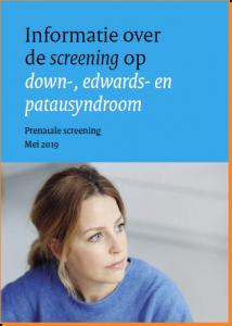 Informatie over de screening op downsyndroom