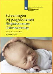 Screening bij pasgeborenen